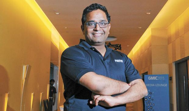 Entrepreneurs Should Raise Money From People They're Comfortable :    Vijay Shekhar Sharma, Founder of One97 & Paytm