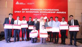 Avery Dennison Grants Scholarship To 10 Students