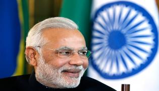 Watchful Prime Minister, Resurgent India!