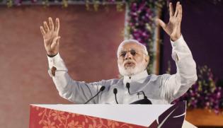 Will Promote Traditional Artisanship Among Minorities: Modi