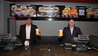 Iconic American Burger Brand Carl's Jr Enters India