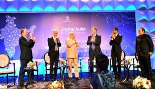Top American IT CEOs Endorse 'Digital India'