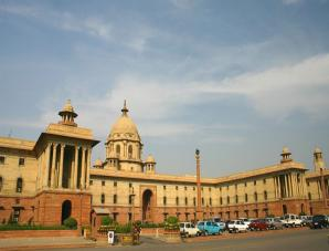 North Block New Design To Keep Out Journos