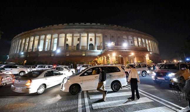 Special Parliament Session On GST Will Not Be Productive: Congress