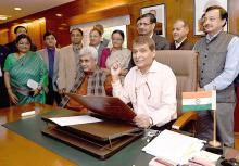 India Does Not Need Leader Tag: Prabhu