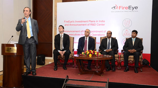 FireEye To Invest 50 Mn Opens Research Lab In Bangalore - BW