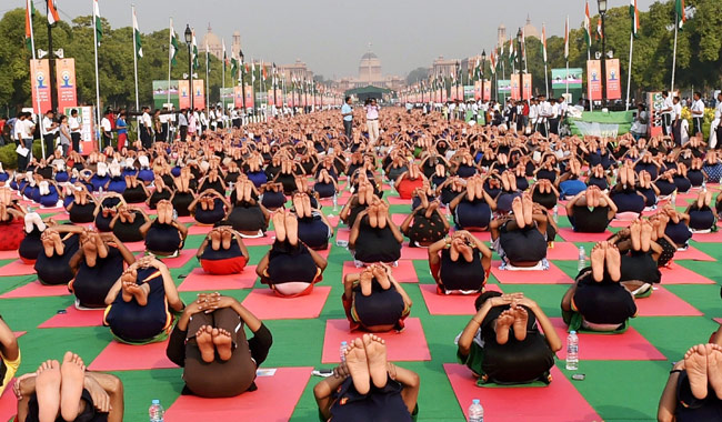 Yoga Day Cii Rolls Out The Mat For Indian Industry Bw Businessworld
